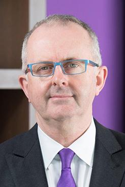 A picture of Mr Tom Rogers, AEC Commissioner